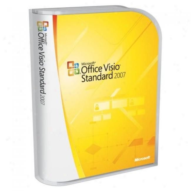 Microsoft Office Visio Standard 2007 Product Key