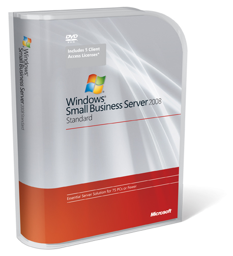 Microsoft Windows Small Business Server 2008 Standard Product Key