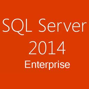 sql server 2014 enterprise edition product key
