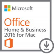Office Home and Bussiness 2016 for Mac